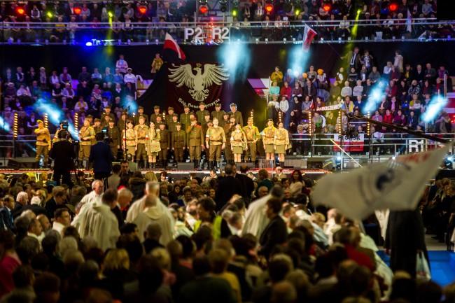 25-lecie Radia Maryja - obchody w Toruniu