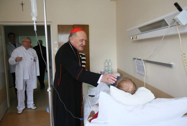 Światowy Dzień Chorego w warszawskim Centrum Onkologii - 11 lutego 2017