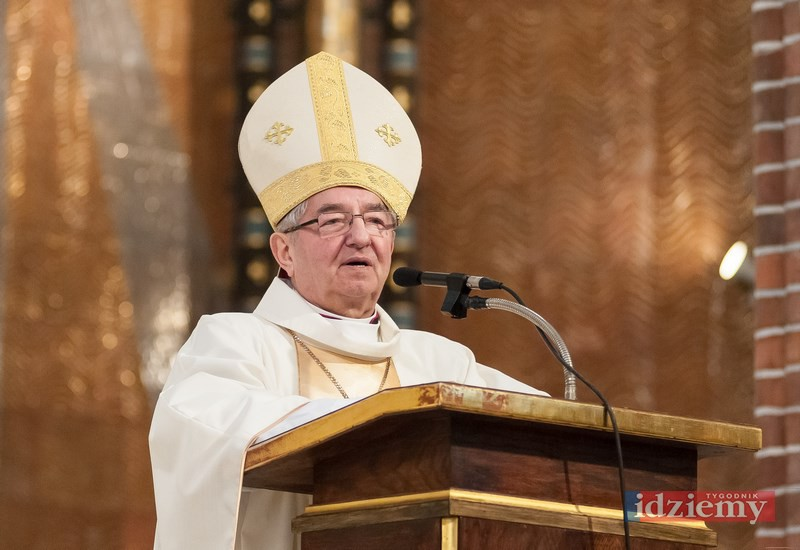 Obchody 25-lecia diecezji warszawsko-praskiej - 25 marca 2017 r.