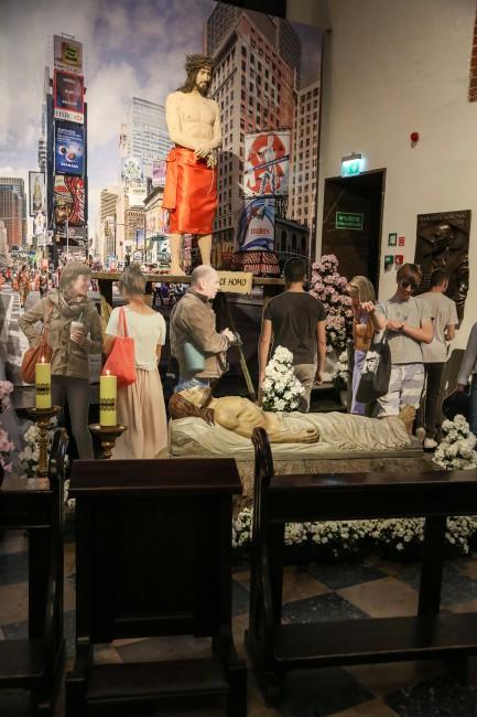 Grób Pański w Bazylice Archikatedralnej św. Jana Chrzciciela