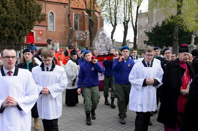 Gniezno: uroczystości 600-lecia prymasostwa w Polsce - 23 kwietnia 2017