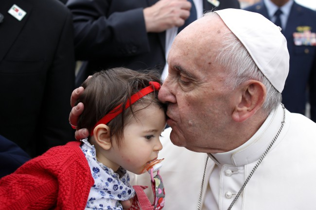 Pielgrzymka papieża Franciszka do Fatimy - 12-13 maja 2017