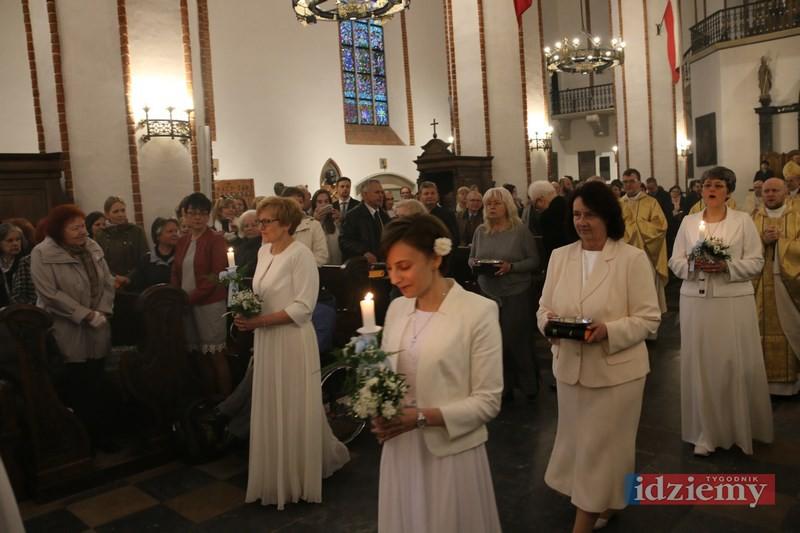 Nowe dziewice konsekrowane w Warszawie - 12 maja 2017
