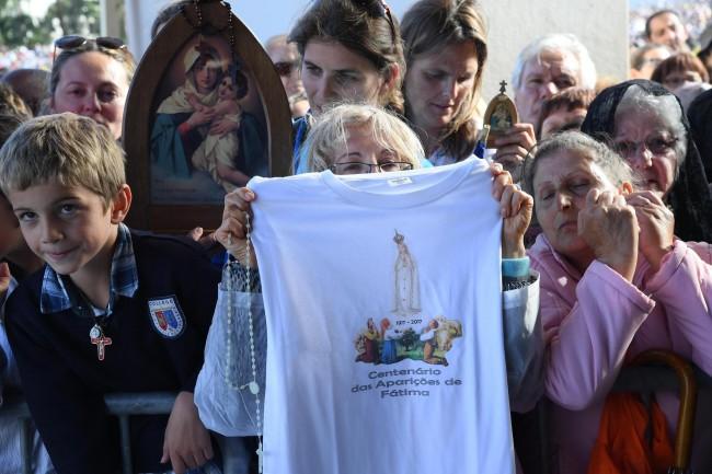 Pielgrzymka papieża Franciszka do Fatimy - 12-13 maja 2017 (cz. 2)