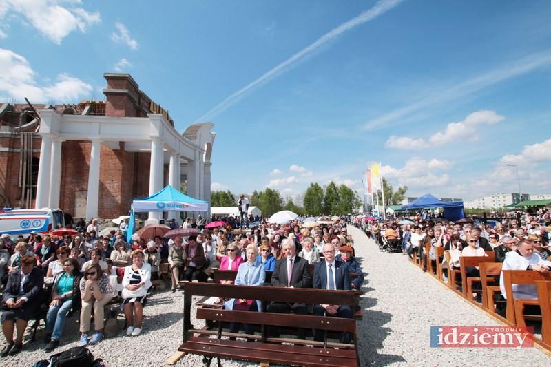V Diecezjalna Pielgrzymka Żywego Różańca w Radzyminie - 13 maja 2017