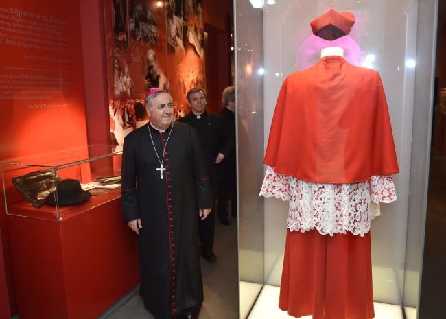 Wizyta abp. Salvatore Pennacchio w Wadowicach - 15 maja 2017