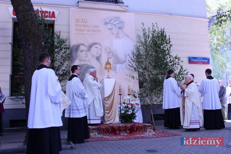 Boże Ciało na warszawskiej Pradze - 15 czerwca 2017