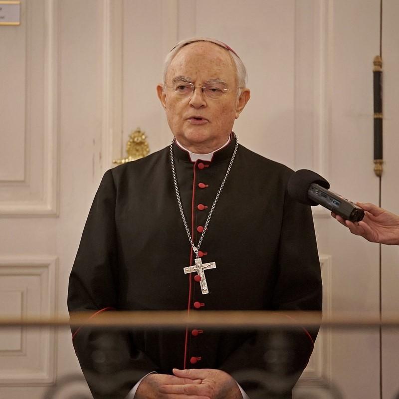 Bp Romuald Kamiński obejmuje urząd koadiutora