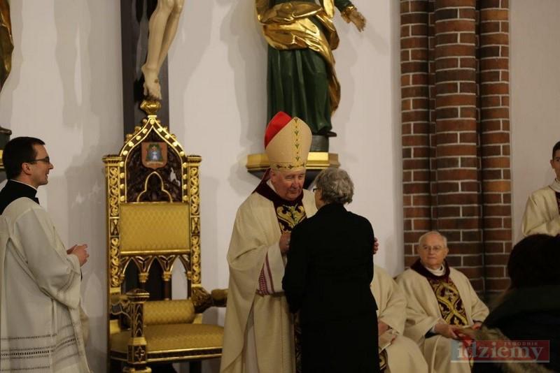 Ingres bp. Romualda Kamińskiego