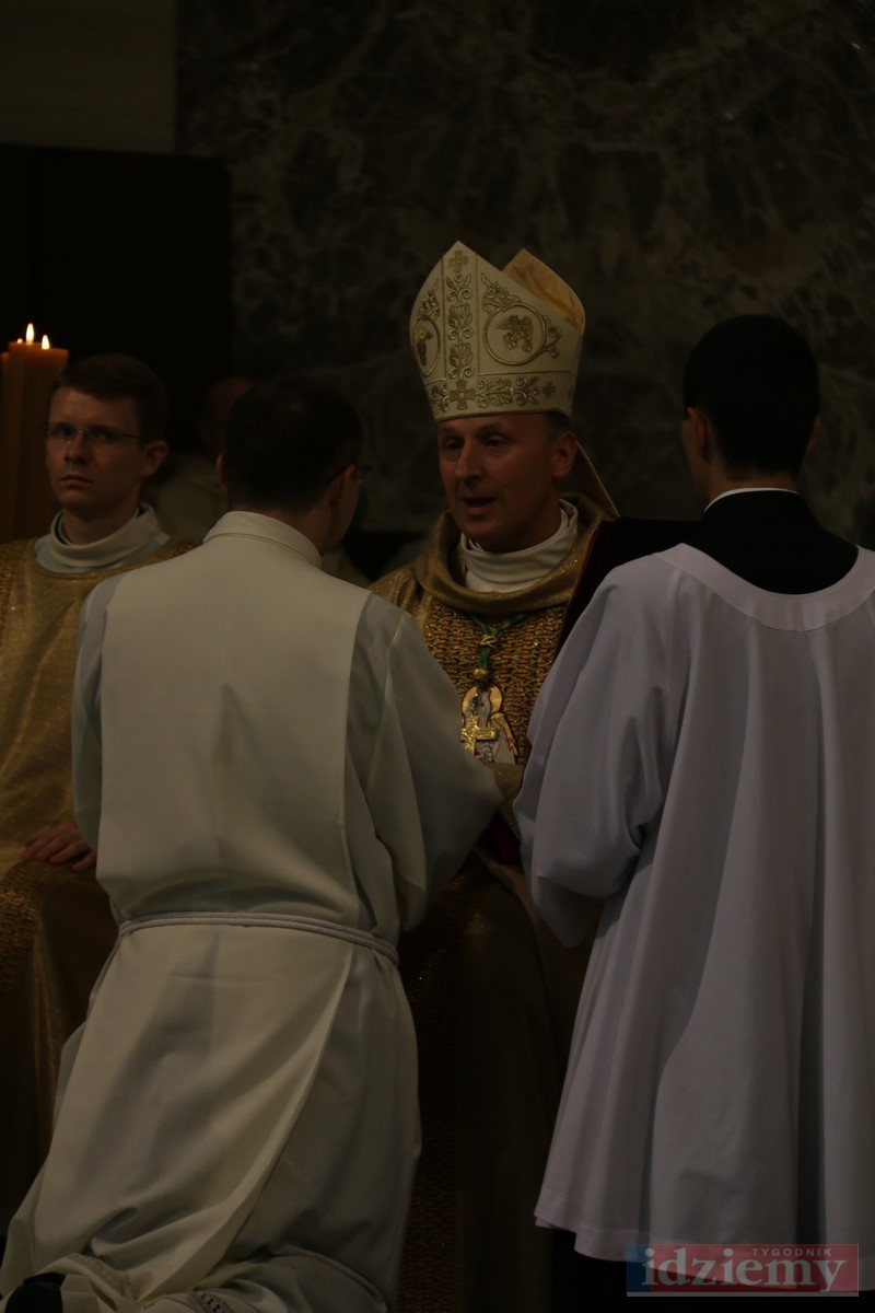Święcenia diakonatu w diecezji warszawsko-praskiej