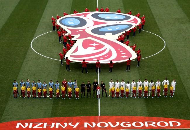 Pierwsze ćwierćfinały mundialu w Rosji
