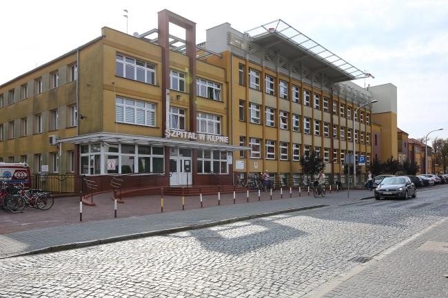 W szpitalu oddano do użytku nowy blok operacyjny - Kępno