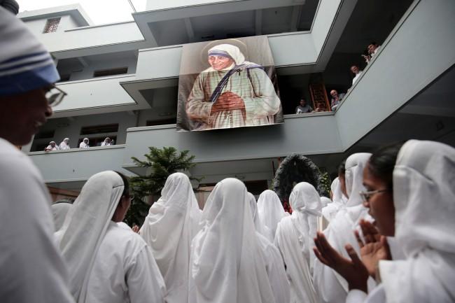 Liturgiczne wspomnienie Matki teresy z Kalkuty