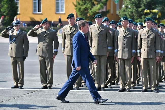 Promocja oficerska we Wrocławiu