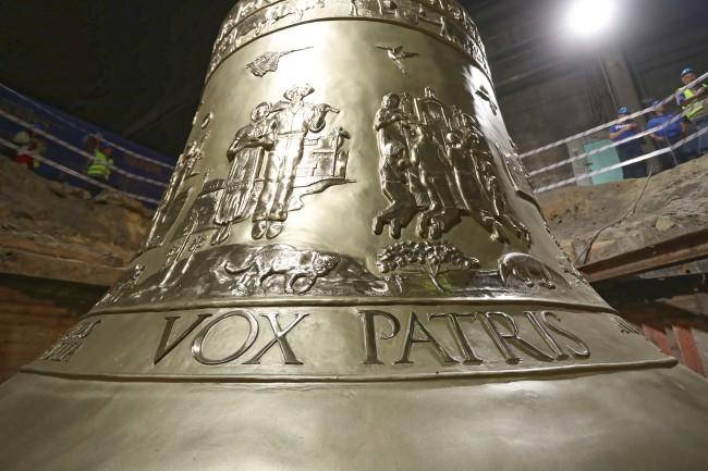 Dzwon dla brazylijskiego sanktuarium