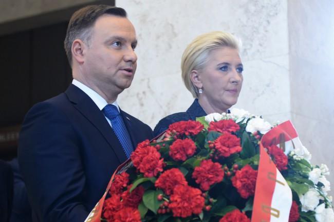 Wizyta prezydenta Dudy w Szwajcarii