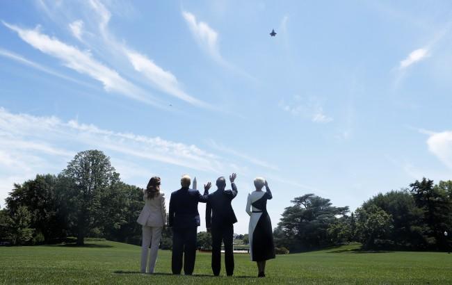Wizyta prezydenta Dudy w Waszyngtonie