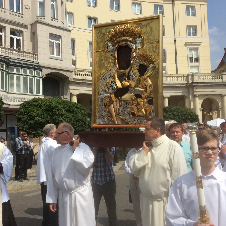 Matka Boża na Placu Zbawiciela