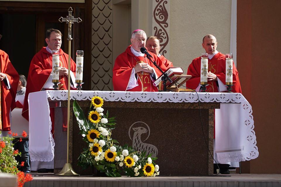 Jubileusz 25-lecia Katolickiego Ośrodka Adopcyjno-Opiekuńczego