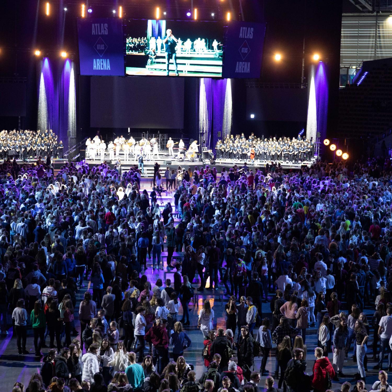 Arena Młodych 2020