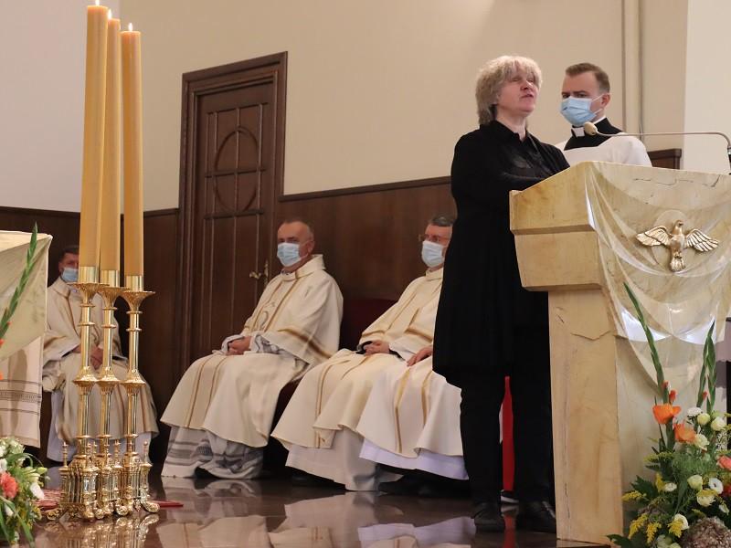 IV Diecezjalny Dzień Seniora i Chorego w sanktuarium św. Ojca Pio na Gocławiu